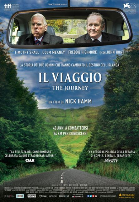 IL VIAGGIO - THE JOURNEY