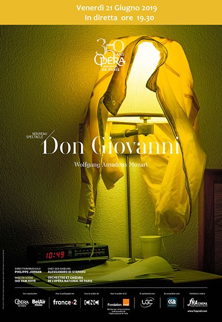 DON GIOVANNI - OPE``RA DE PARIS 2018/2019