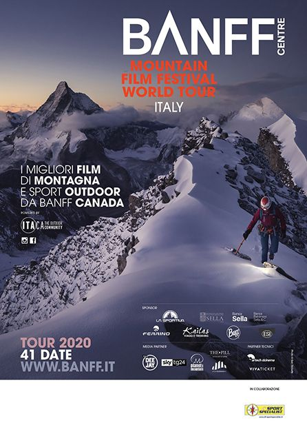 BANFF MOUNTAIN FILM FESTIVAL WORLD TOUR [2020]